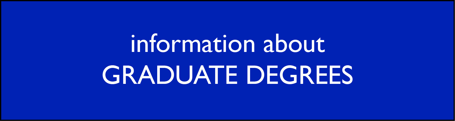 information about Graduate Degrees